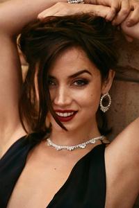 1440x2960 Ana De Armas 2020 Actress