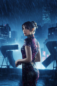 Ana De Armas As Joi In Blade Runner 2049 4k