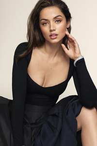 480x800 Ana De Armas The Sunday Times Style 4k