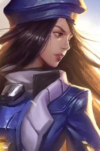 Ana Overwatch Artwork
