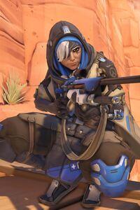 Ana Overwatch Character