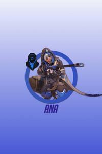 Ana Overwatch Hero