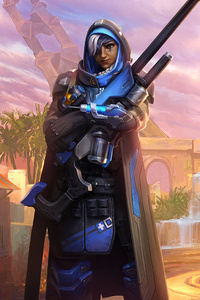 Ana Overwatch Sniper