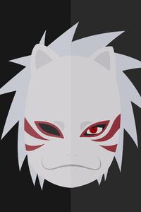Anbu Mask Naruto 4k