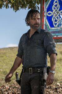 Andrew Lincoln Walking Dead