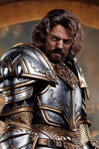 Anduin Lothar Warcraft 2016