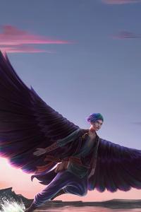 Angel Boy Wings