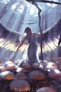 Angel Fantasy Artwork