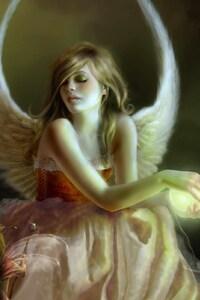 1080x2160 Angel Fantasy