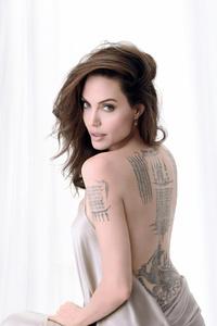 Angelina Jolie 2019 4k