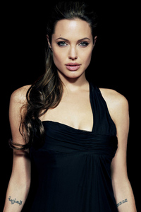 Angelina Jolie 4k New
