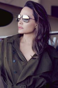 Angelina Jolie Elle Magazine