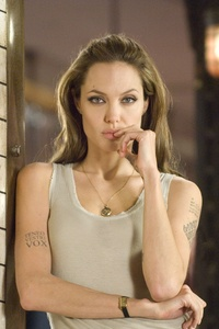 Angelina Jolie In Wanted 4k