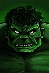 Angry Hulk 4k