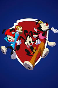 640x1136 Animaniacs 5k