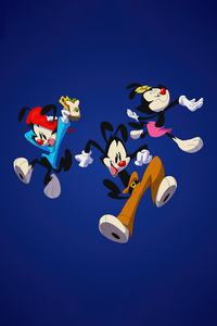 640x1136 Animaniacs