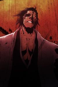 Anime Bleach Kenpachi Zaraki