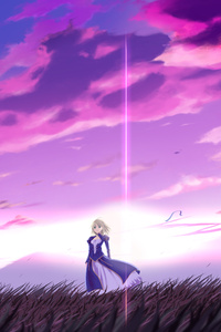 Anime Fate Stay Night 4k