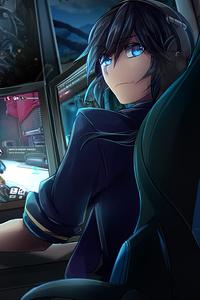 Anime Gaming Boy