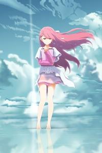 Anime Girl 4k