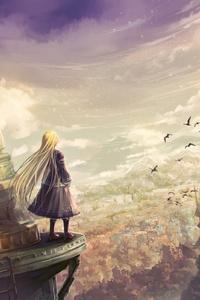 Anime Girl Fantasy Artwork