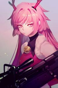 Anime Girl In Girls Frontline