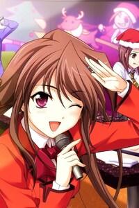 Anime Girls In School Uniform