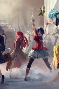 Anime Saga