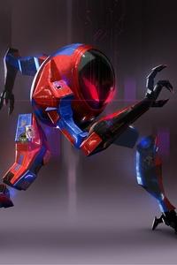 Anime Spiderman 5k