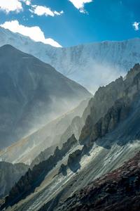 Annapurna Trek Nepal Nature 4k