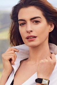 Anne Hathaway Shape Magazine