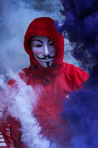 2160x3840 Anonymous 4k
