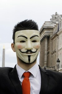 Anonymus Boy