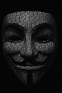 240x320 Anonymus Hacker