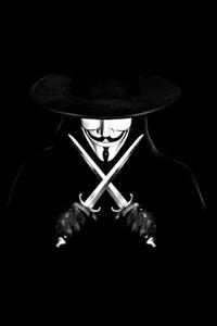 Anonymus Vendetta Sword