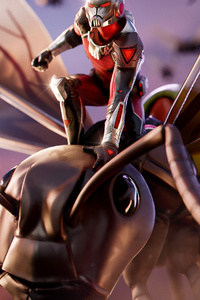 2160x3840 Ant Man 4K Fortnite 2021