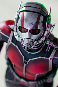 800x1280 Ant Man A Soldier Size Of An Insect