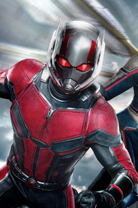 1280x2120 Ant Man And The Wasp 5k