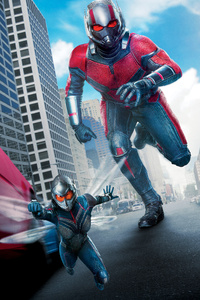 Ant Man And The Wasp 8k