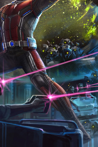 Ant Man And The Wasp D23 Expo