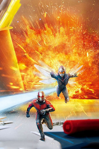 Ant Man And The Wasp Poster 2018