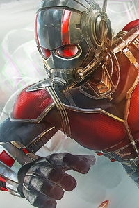 1280x2120 Ant Man And Wasp Marvel Contest Of Champions