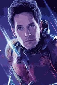 1280x2120 Ant Man Avengers Endgame