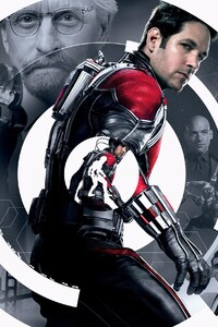 1440x2560 Ant Man Movie 2