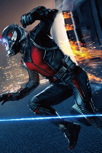 Ant Man Movie Poster 5k