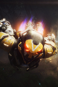 480x800 Anthem 2019 Video Game 4k