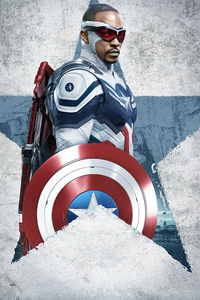 Anthony Mackie The Falcon And The Winter Soldier 5k