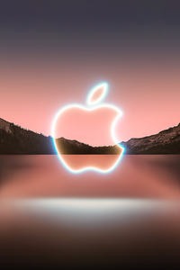 1242x2688 Apple California Event Background 4k