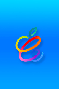 1242x2688 Apple Event Spring Loaded 4k