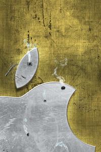 Apple Logo Bullets 4k